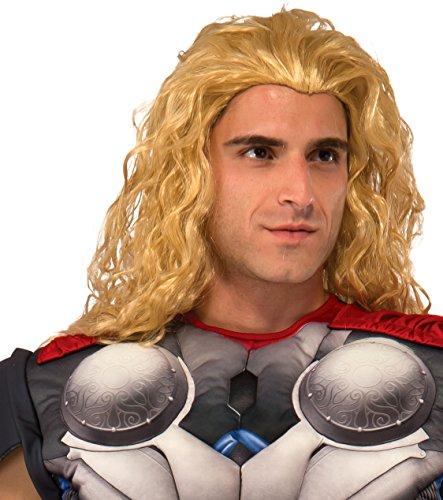 Perücke Thor Avengers: Age of Ultron Der erwachsene