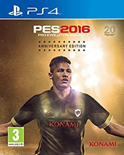 Pro Evolution Soccer 2016 20th Anniversary Edition (PS4) (B00ZHI6A04) | Amazon Products