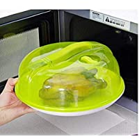 Plastic Sealing Cover Microwave Oven Crisper Cap Heated Sealed Cover Multifunctional Dish Dishes Dust Cover
