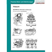 Webstuhl, ca. 8600 Seiten (DIN A4) Ideen und Zeichnungen