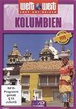 Kolumbien mit Bonusfilm Peru (Reihe: welt weit) 1 DVD, Gesamtlänge: ca. 75 Minuten [Alemania]