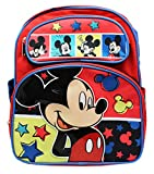 Disney Mickey Mouse & Friends 12 Inches Backpack