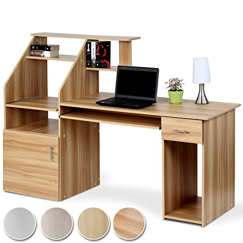 spacious-computer-desk-162-x-114-x-55-cm-different-colours-beech-heartwood