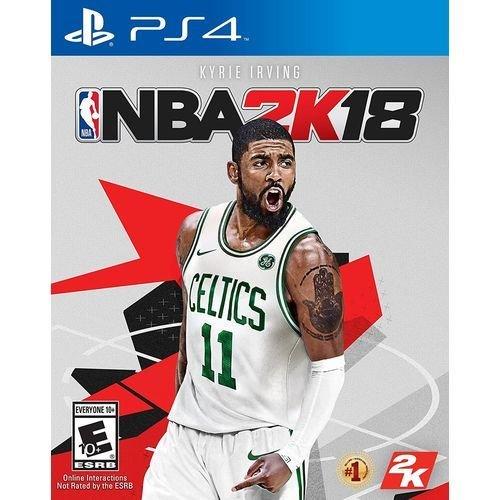 NBA 2K18 - Standard  Edition - [PlayStation 4] (Nba-geschichte)