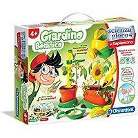 Clementoni 13948 Kit de experimentos juguete y kit de ciencia para niños - Juguetes y kits de ciencia para niños (Biología, Kit de experimentos, 4 año(s), Niño/niña, Verde, 285 mm)