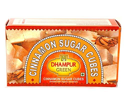 Dhampur Green Cinnamon Sugar Cubes, 500g