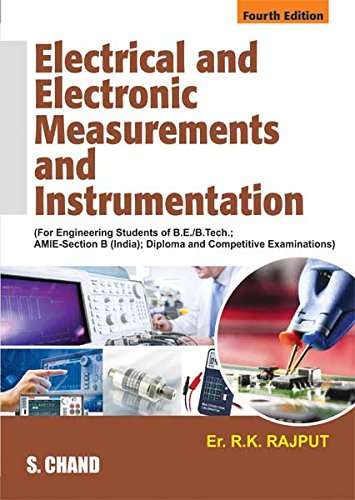 Electrical and Electronics Measurements and Instrumentation