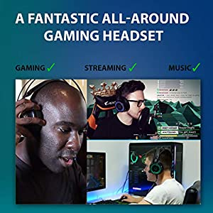 Game Max G200 Gaming Headset und Mikrofon