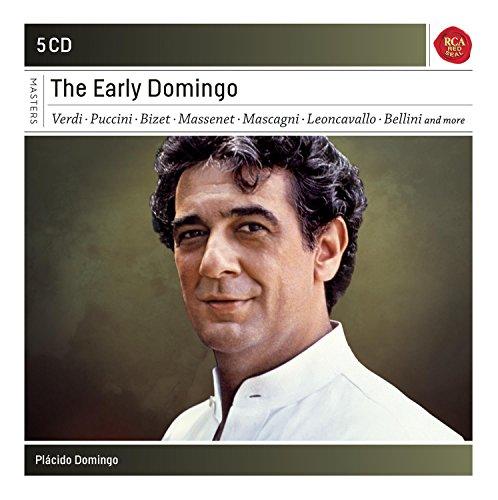The Early Domingo - Récitals des jeunes années