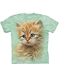 The Mountain Unisexe Enfant Portrait De Chaton T Shirt