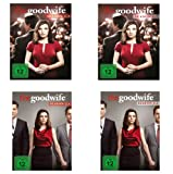 The Good Wife Staffel 1.1-2.2 (12 DVDs)