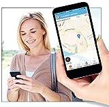Enox Safe-Kid-One ROSA Kinderuhr Smartwatch GPS Live Tracker Peilsender Micro SIM Karten Einsatz Anruf SOS Funktion GEO-Zaun Kinder Telefon - 4