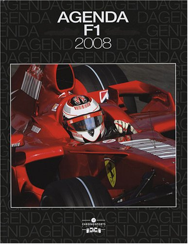 Agenda F1 2008