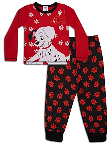 101-Dalmatians-Pyjamas-Disney-Girls-Pyjama-Set-Cotton-PJs