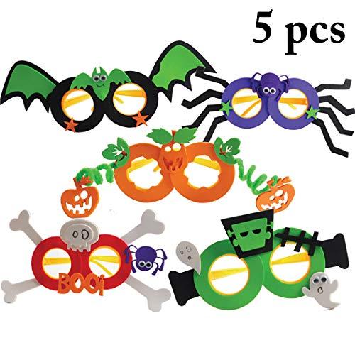 een Brille Kinder Brille Kreativ Karikatur Lustige Gläser Partybrille Für Kinder ()