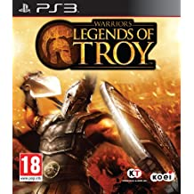 Warriors: Legends of Troy (PS3) [Importación inglesa]