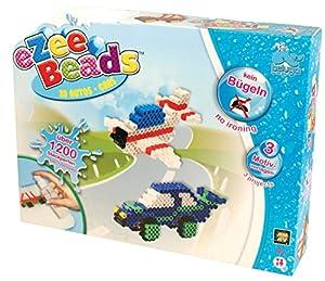Beluga Juguetes 6242-eZee Beads 12003D Coches