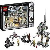 LEGO Star Wars - Clone Scout Walker – Édition 20ème Anniversaire - Jeu de construction - 75261