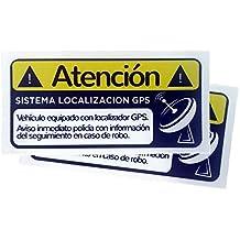 Amazon.es: pegatina alarma coche - Envío gratis
