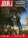 Jour J, tome 35 : Les Fantômes d'Hispaniola par Duval