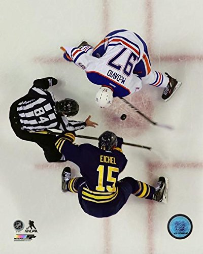 The Poster Corp Jack Eichel & Connor McDavid 2015-16 Photo Print (40,64 x 50,80 cm)