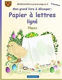 Telecharger Livres BROCKHAUSEN Livre du bricolage vol 2 Mon grand livre a decouper Papier a lettres ligne Paques (PDF,EPUB,MOBI) gratuits en Francaise