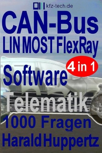 CAN-Bus Software Telematik 1000 Fragen (Kfz-Technik)