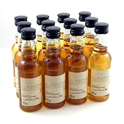 Glenkinchie 12yr Single Malt Scotch Whisky Miniature - 12 Pack from Glenkinchie