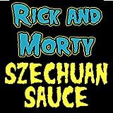 Szechuan Sauce SMS (From Rick & Morty)