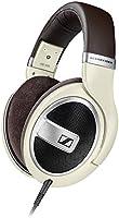 Sennheiser HD 599 hoofdtelefoon (ooromsluitend, open), Mat-Ivoor