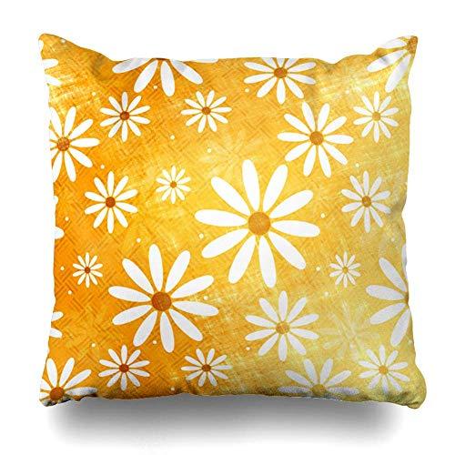 Nifdhkw Pillow Case Cotton Polyester Blend Throw Pillow Covers Mardi Gras Boston Terrier Bed Home Decor Cushion Cover 18X18 ()