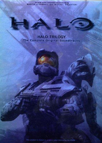 Preisvergleich Produktbild Halo Trilogy - The Complete Original Soundtracks