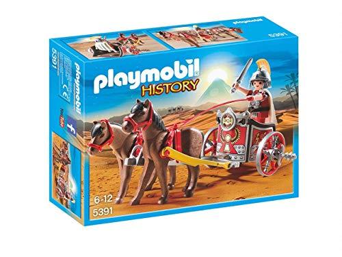 Playmobil History Cuadriga Romana, 5391