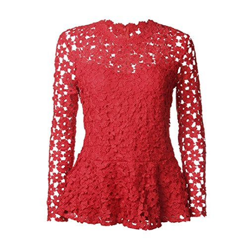 HLHN Camicia - Donna Red