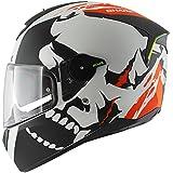 Shark HE5408 Instinct de Skwal moto Moto Racing Track Race Road lumière LED casque