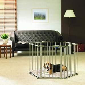 Savic Dog Park De Luxe avec Coussin pour Chien