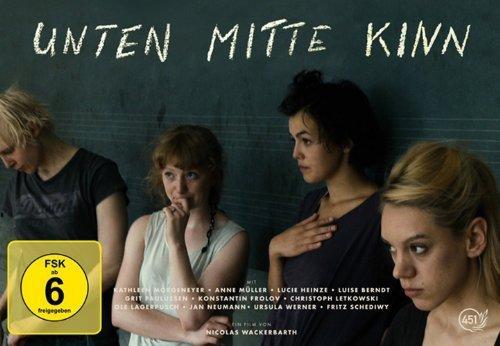 Lower Upper Cut ( Unten Mitte Kinn ) [ NON-USA FORMAT, PAL, Reg.0 Import - Germany ] by Kathleen Morgeneyer