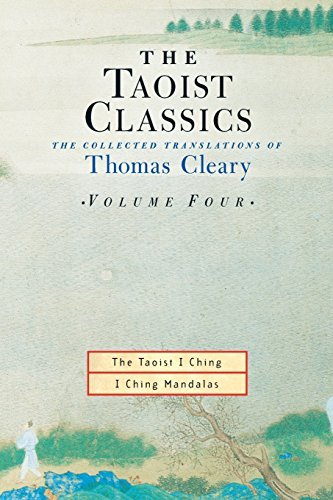 The Taoist Classics: v.4: The Collected Translations of Thomas Cleary: Vol 4 (Taoist Classics (Shambhala)) by Thomas Cleary (2003-03-01)