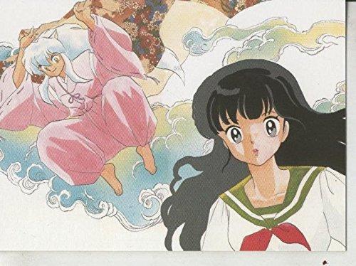 Postcard Book Inu Yasha de Rumiko Takahashi modelo 31 par Varios