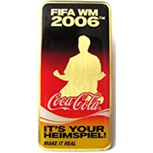 Coca Cola - FIFA WM 2006 - It´s your Heimspiel - Pin 46 x 22 mm - #4