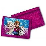 Disney Frozen Die Eiskönigin Kinder Geldbörse Pink