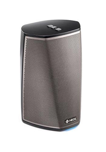 Denon HEOS 1 HS2 Kompakter Multiroom-Lautsprecher schwarz - 3