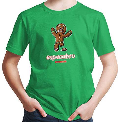HARIZ  Jungen T-Shirt Pixbros Specubro Xmas Weihnachten -