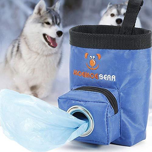 Imagen para Auoker - Bolsa para Perros y Gatos para Entrenar a Perros o Cachorros