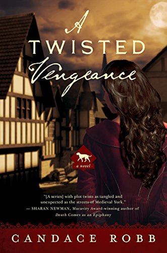 A Twisted Vengeance: A Kate Clifford Novel (English Edition)