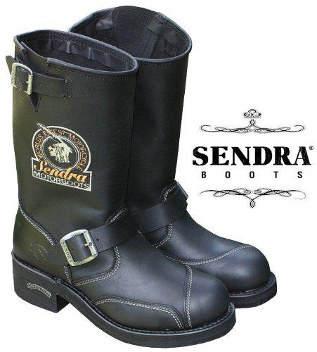 Preisvergleich Produktbild Sendra Motorradstiefel Boots 3565 schwarz