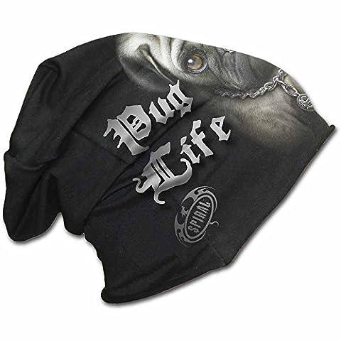 Spiral - Bonnet - Homme noir noir - noir -
