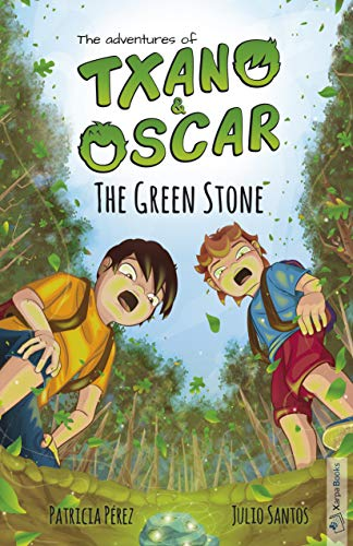 The Green Stone Book 1: Illustrated children's book
