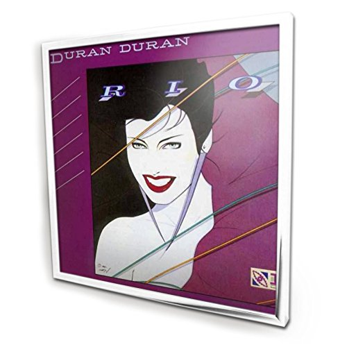 Schallplatten Album Rahmen - Weiß