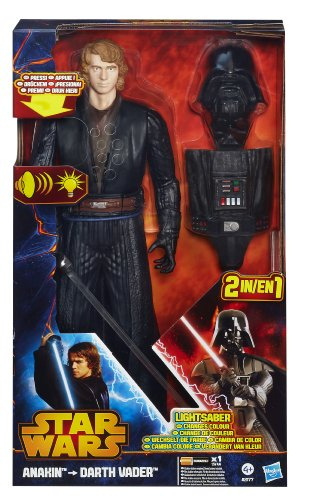 Star Wars - Figura de Ultimate Darth Vader (Hasbro A2177e27)